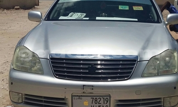 Buy New Toyota Crown Silver Car in Hargeysa in Somaliland