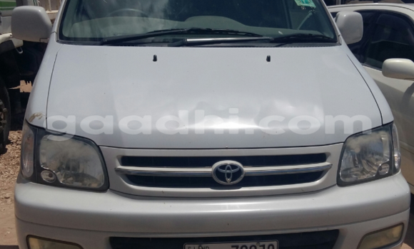 Buy Used Toyota 4Runner Silver Car in Hargeysa in Somaliland