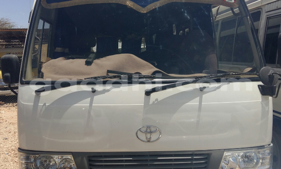 Buy Used Toyota Coaster White Car in Hargeysa in Somaliland