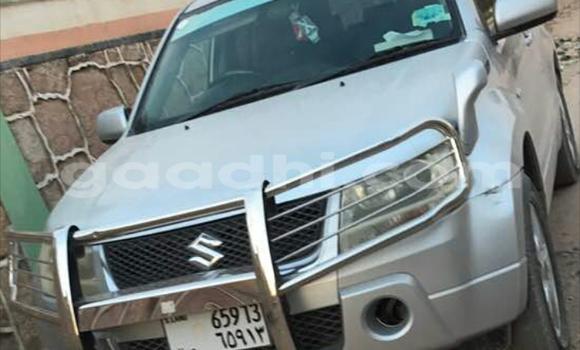 Buy Used Suzuki Vitara Silver Car in Hargeysa in Somaliland