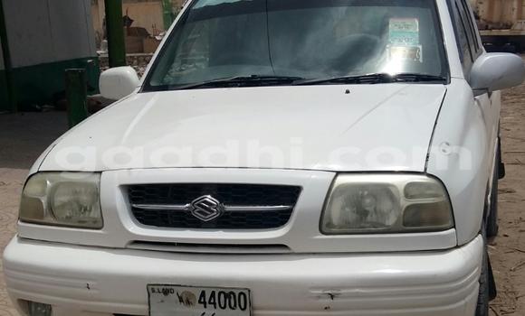 Buy Used Suzuki Vitara White Car in Hargeysa in Somaliland