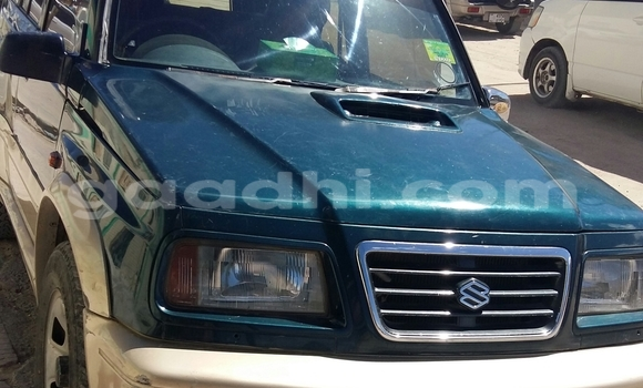 Buy New Suzuki Vitara Green Car in Hargeysa in Somaliland