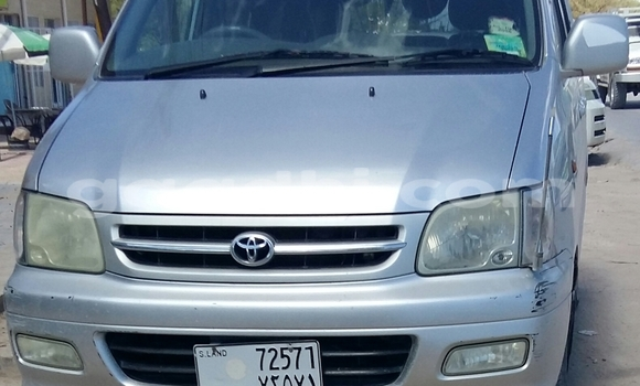 Buy Used Toyota Noah Silver Car in Hargeysa in Somaliland