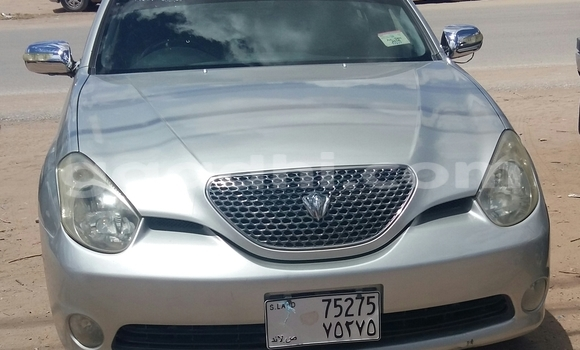 Buy New Toyota Verossa Silver Car in Hargeysa in Somaliland