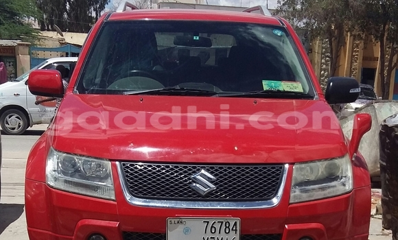 Buy Used Suzuki XL7 Red Car in Hargeysa in Somaliland