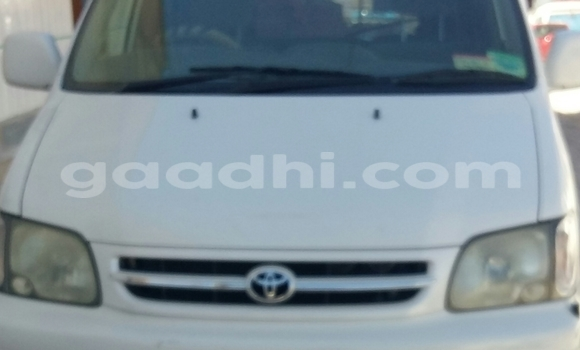 Buy New Toyota Noah White Car in Hargeysa in Somaliland