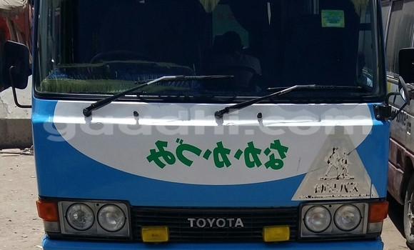 Buy Used Toyota Coaster Blue Car in Hargeysa in Somaliland