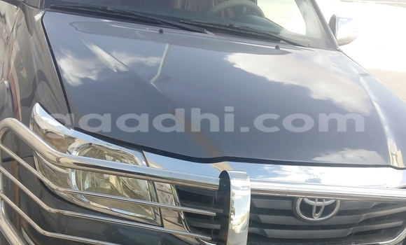Buy Used Toyota Hilux Black Car in Hargeysa in Somaliland