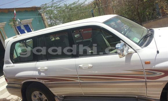 Buy Used Toyota Land Cruiser Black Car in Mogadishu in Somalia