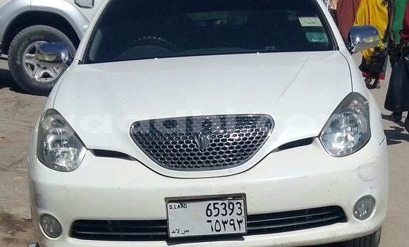 Buy Used Toyota Verossa White Car in Hargeysa in Somaliland