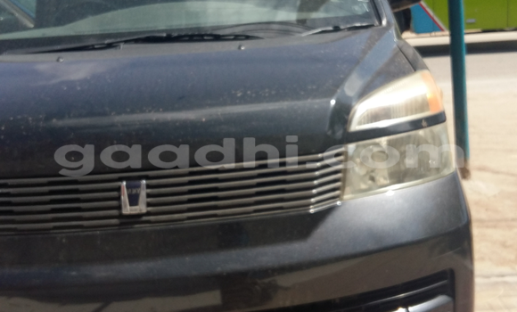 Buy Used Toyota Noah Black Car in Hargeysa in Somaliland