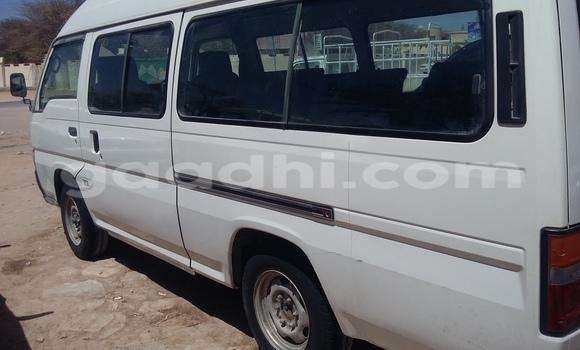 Buy New Nissan Armada White Car in Mogadishu in Somalia