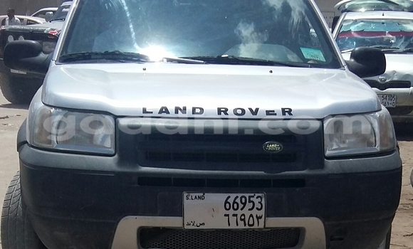 Buy Used Land Rover Freelander Silver Car in Hargeysa in Somaliland