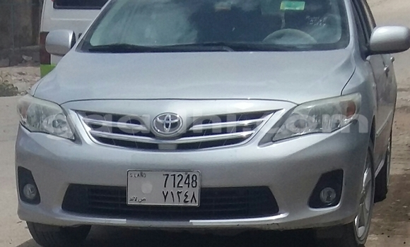 Buy Used Toyota Corolla Silver Car in Hargeysa in Somaliland