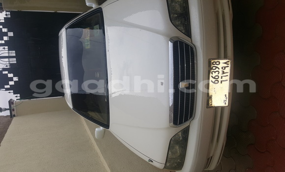 Buy Used Toyota Cresta White Car in Hargeysa in Somaliland