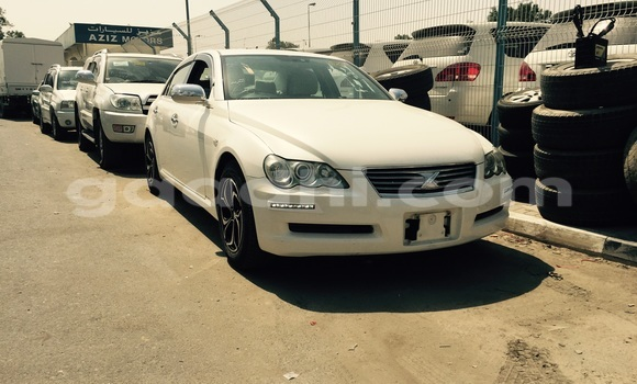 Buy New Toyota Mark X White Car in Hargeysa in Somaliland