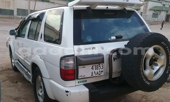 Buy Used Nissan Terrano White Car in Hargeysa in Somaliland
