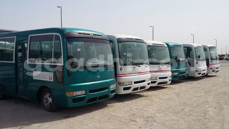 Big with watermark nissan buses civilian