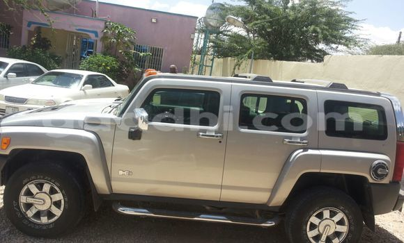 Buy Used Hummer H3 Silver Car in Mogadishu in Somalia