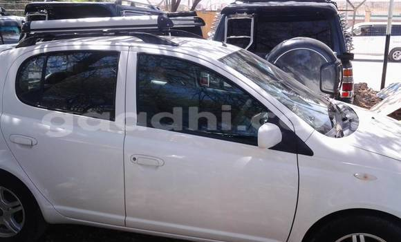 Buy New Toyota Vitz White Car in Hargeysa in Somaliland
