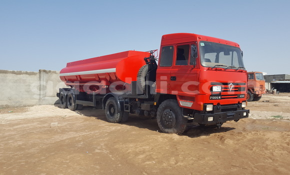 Buy Used Man Silent Red Truck in Hargeysa in Somaliland