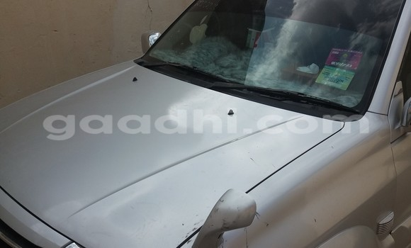 Buy New Suzuki Grand Vitara Silver Car in Hargeysa in Somaliland
