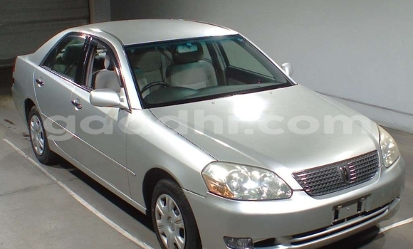 Buy Used Toyota Mark II Silver Car in Hargeysa in Somaliland