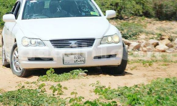 Buy Used Toyota Mark X White Car in Hargeysa in Somaliland
