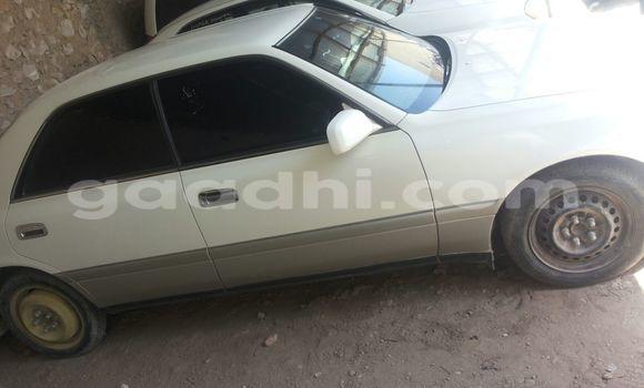 Buy Used Toyota 4Runner White Car in Mogadishu in Somalia