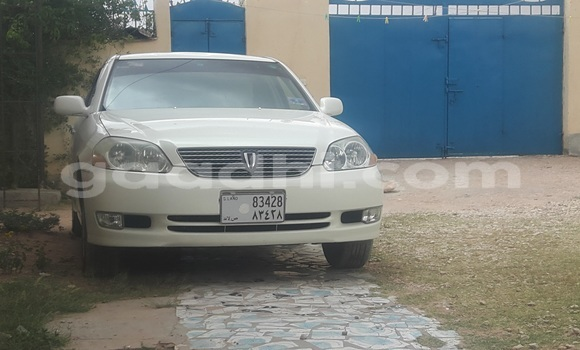 Buy Used Toyota Mark II White Car in Hargeysa in Somaliland