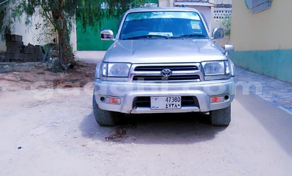 Buy Used Toyota Hilux Surf Silver Car in Hargeysa in Somaliland
