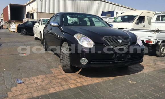 Buy Used Toyota Verossa Black Car in Hargeysa in Somaliland