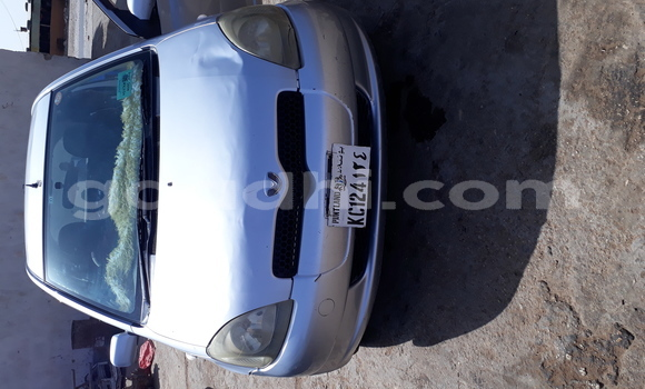 Buy Used Toyota Vitz Silver Car in Bosaso in Somalia