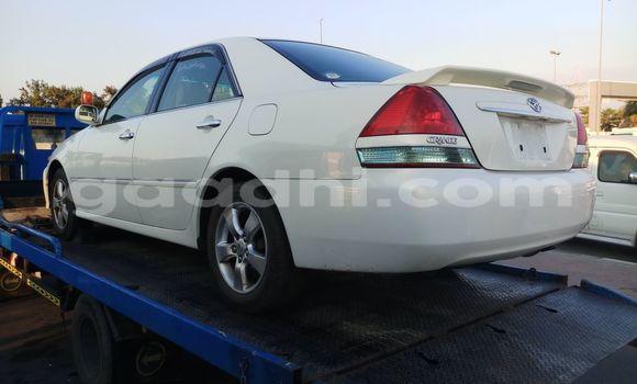 Buy New Toyota Mark II White Car in Berbera in Somalia