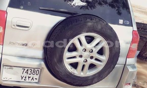 Buy Used Toyota RAV4 Silver Car in Mogadishu in Somalia