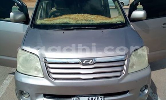 Buy Used Toyota Noah Silver Car in Mogadishu in Somalia
