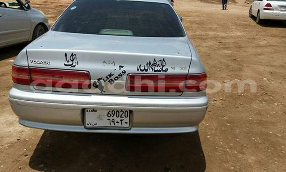 Buy Used Toyota Mark II Silver Car in Mogadishu in Somalia