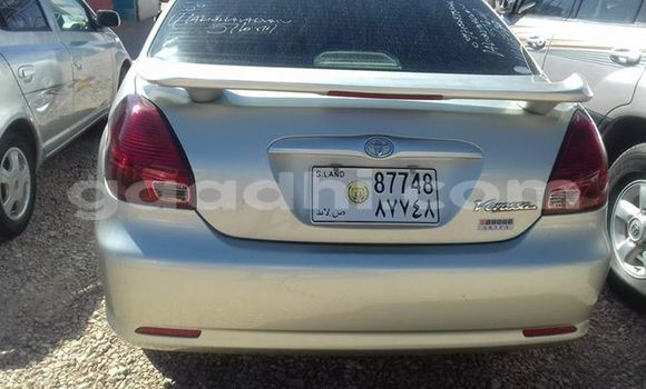 Buy Used Toyota Verossa Silver Car in Mogadishu in Somalia