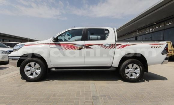 Buy Used Toyota Hilux White Car in Hargeysa in Somaliland