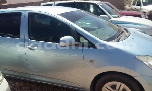 Buy Used Toyota Wish Blue Car in Mogadishu in Somalia