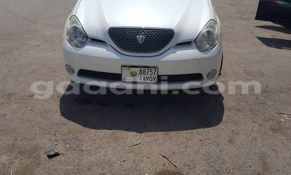 Buy Used Toyota Verso White Car in Berbera in Somalia