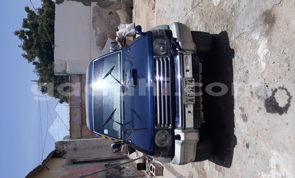 Buy Used Mitsubishi SHOGUN PININ Blue Car in Mogadishu in Somalia