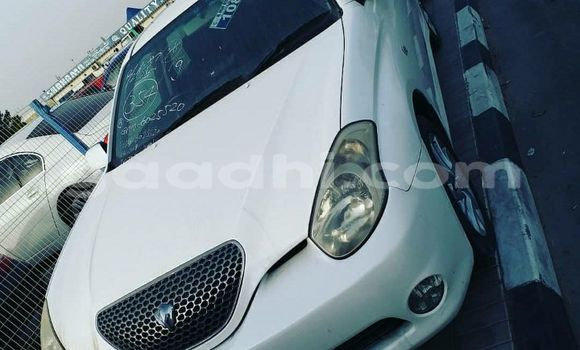 Buy New Toyota Verossa White Car in Berbera in Somalia