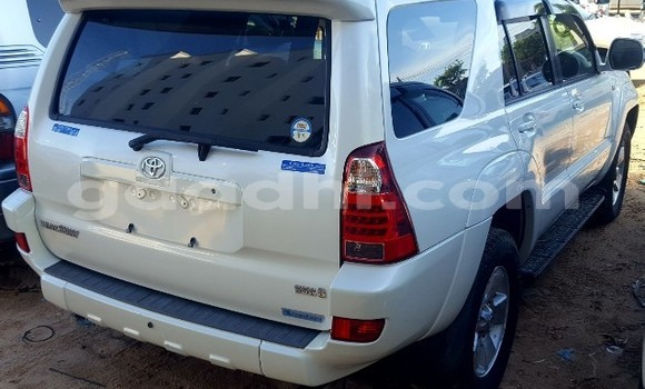 Buy New Toyota Hilux Surf White Car in Mogadishu in Somalia