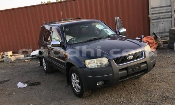 Buy Used Ford Escape Blue Car in Hargeysa in Somaliland
