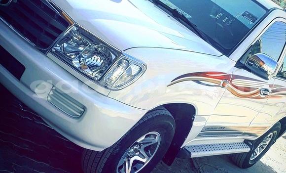 Acheter Occasion Voiture Toyota Land Cruiser Blanc à Hargeysa au Somaliland