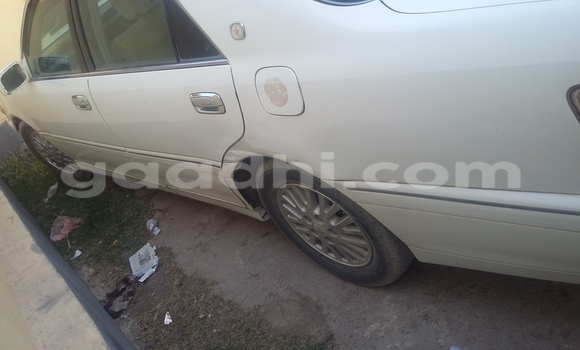 Buy Used Toyota Corsa White Car in Mogadishu in Somalia