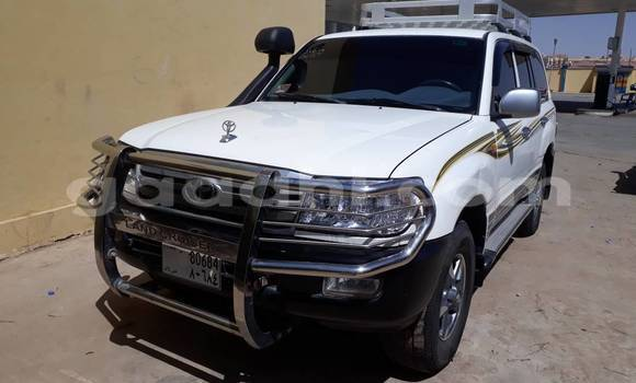 Buy New Toyota Land Cruiser White Car in Hargeysa in Somaliland