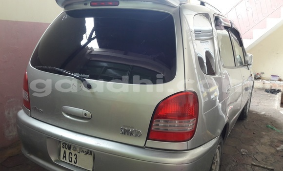 Buy Used Toyota Paseo Silver Car in Mogadishu in Somalia