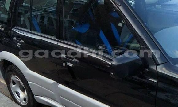 Buy Used Suzuki Grand Vitara Black Car in Hargeysa in Somaliland